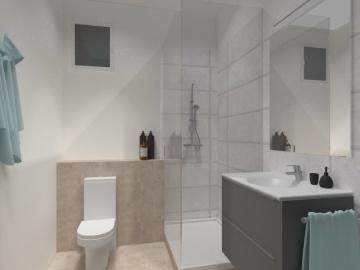 Render - Baño 3