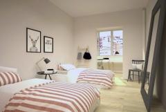 Render - Hab. dormitorio 2